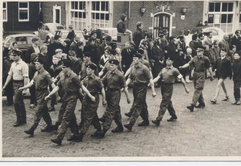 Hoogeven Marches 1965